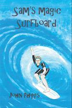 Sam's Magic Surfboard