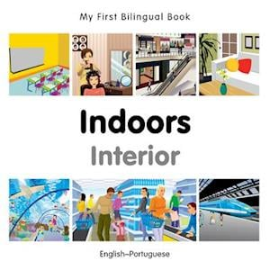 My First Bilingual Book-Indoors (English-Portuguese)