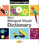 New Bilingual Visual Dictionary English-portuguese