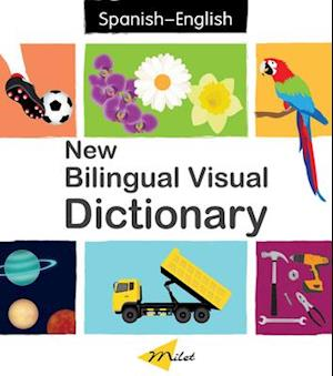 Bog, hardback New Bilingual Visual Dictionary English-Spanish af Sedat Turhan