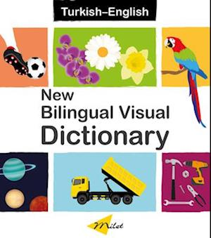 Bog, hardback New Bilingual Visual Dictionary af Sedat Turhan