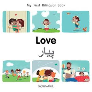 My First Bilingual Book-Love (English-Urdu)
