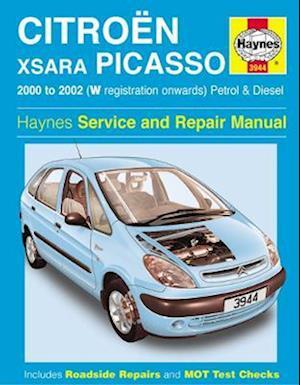 Citroen Xsara Picasso Service And Repair Manual