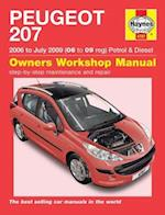 Peugeot 207 Petrol and Diesel Service and Repair Manual (Haynes Service and Repair Manuals)