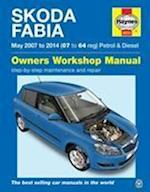 Skoda Fabia Petrol & Diesel Owners Workshop Manual