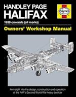 Handley Page Halifax Manual 1939-52