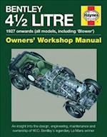 Bentley 4 1/2 Litre (Owners Workshop Manual)