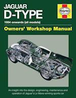 Jaguar D-Type Owners' Workshop Manual