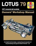 Lotus 79 Owners' Workshop Manual (Haynes Manuals)
