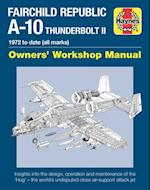 Fairchild Republic A-10 Thunderbolt II (Owners Workshop Manual)
