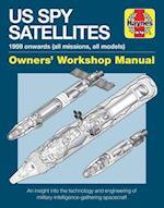 Spy Satellite Manual af David Baker