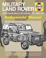 Military Land Rover Manual (Enthusiasts Manual)