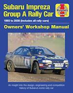 Subaru Impreza WRC Rally Car 1993-2008 (Owners Workshop Manual)