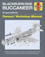 Blackburn Buccaneer Manual (Haynes Manuals)