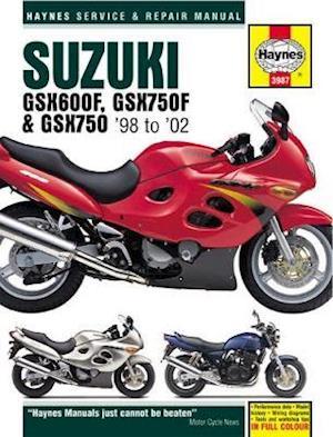 Suzuki GSX600 & 750
