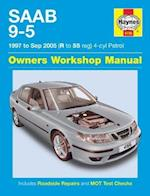 SAAB 9-5 Service and Repair Manual