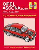 Opel Astra Petrol Owners Workshop Manual