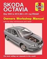 Skoda Octavia Diesel Owners Workshop Manual af Anon