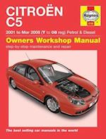 Citroen C5 Owners Workshop Manual