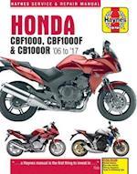Honda CBF1000 & CBR1000R Service and Repair Manual (Superbike Service and Repair Manual)