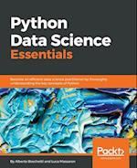 Python Data Science Essentials af Luca Massaron, Alberto Boschetti