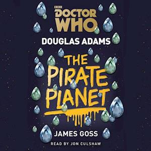Lydbog, CD Doctor Who: The Pirate Planet af Douglas Adams