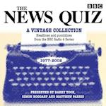The News Quiz: A Vintage Collection