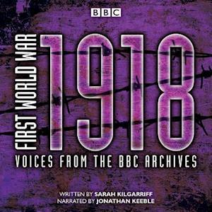 First World War: 1918