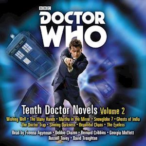 Doctor Who: Tenth Doctor Novels Volume 2