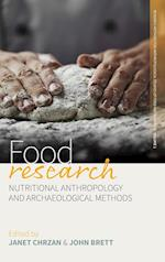 Food Research (Research Methods for Anthropological Studies of Food and Nut, nr. 1)