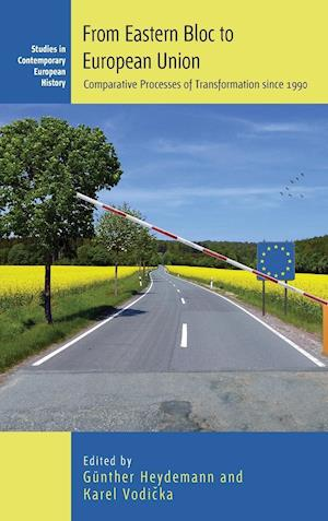 Bog, hardback From Eastern Bloc to European Union af Gunther Heydemann
