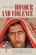 Honour and Violence (New Directions in Anthropology, nr. 39)