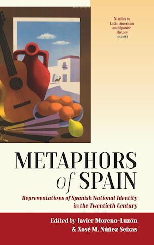 Bog, hardback Metaphors of Spain