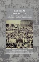 Let Them Not Return (WAR AND GENOCIDE, nr. 26)