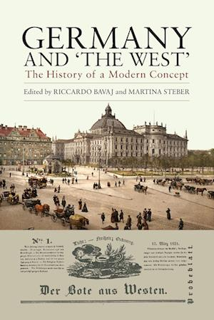 Bog, paperback Germany and 'The West' af Riccardo Bavaj