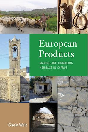 Bog, paperback European Products af Gisela Welz