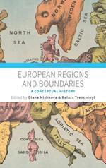 European Regions and Boundaries (European Conceptual History, nr. 3)