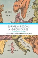 European Regions and Boundaries (European Conceptual History)