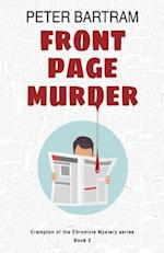 Front Page Murder