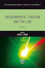 Environmental Taxation and the Law (The International Library of Law and the Environment Series, nr. 6)