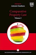 Comparative Property Law (The International Library of Comparative Law Series, nr. 2)