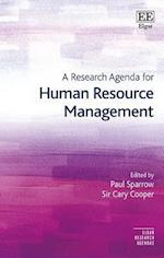 A Research Agenda for Human Resource Management (Elgar Research Agendas)