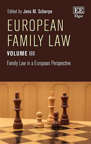 European Family Law Volume III