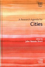 A Research Agenda for Cities (Elgar Research Agendas)