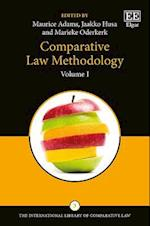 Comparative Law Methodology (The International Library of Comparative Law Series, nr. 3)