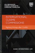 International Claims Commissions (Elgar International Law Series)