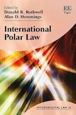International Polar Law (International Law Series, nr. 18)
