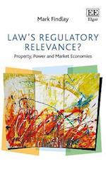 Law'S Regulatory Relevance?