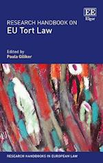 Research Handbook on Eu Tort Law (Research Handbooks in European Law Series)