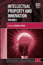 Intellectual Property and Innovation (Critical Concepts in Intellectual Property Law Series, nr. 14)